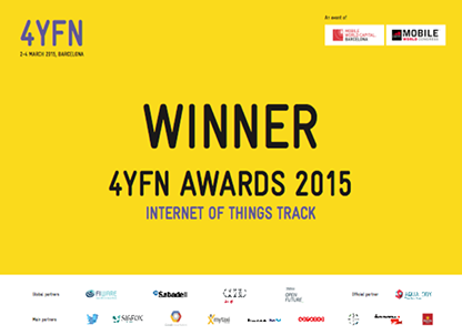 Winners 4YFN Mobile World Congress