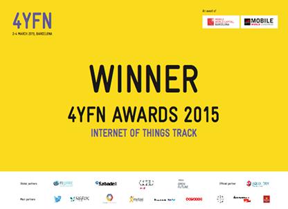 Winners 4YFN Mobile World Congress