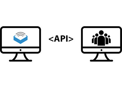 API integration for customers