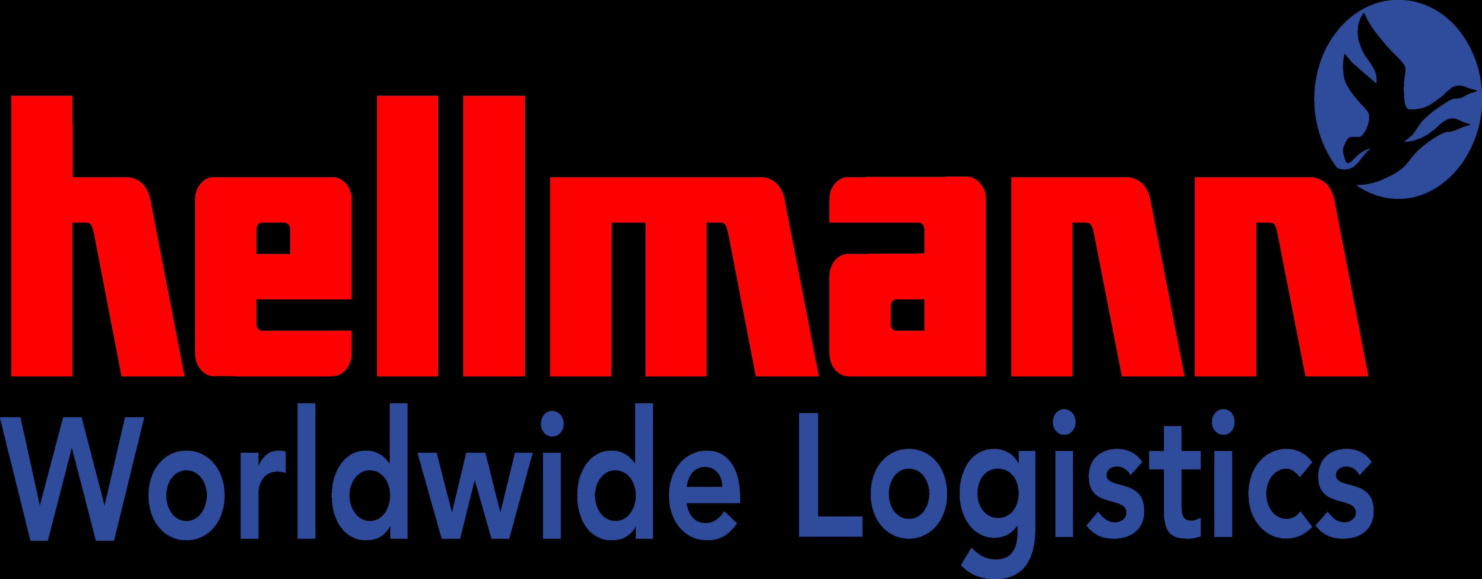 Hellmann Worldwide Logistics Logo full