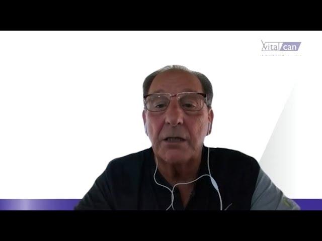Jorge Marcos Madrid, CEO, Vitalcan: IoT and blockchain implementation