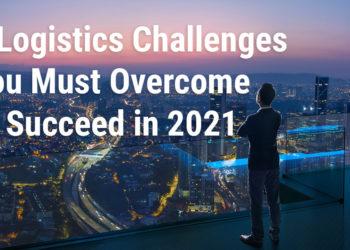 8 logistics challenges