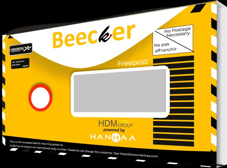 Beecker 3d tracker Revised