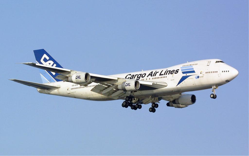 Cargo Air Lines Boeing 747 200 Pashnin 1