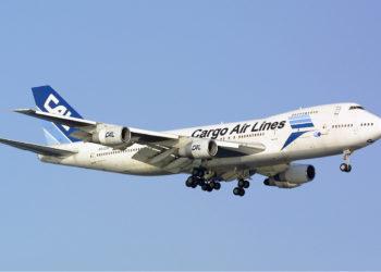 Cargo Air Lines Boeing 747 200 Pashnin