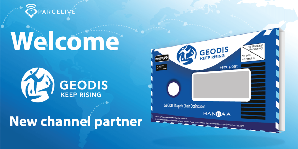 GEODIS new channel partner no top