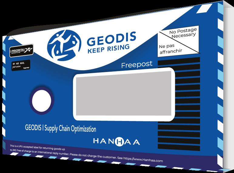 GEODIS tracker