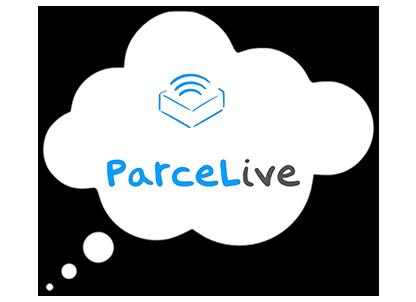 Parcelive-timeline