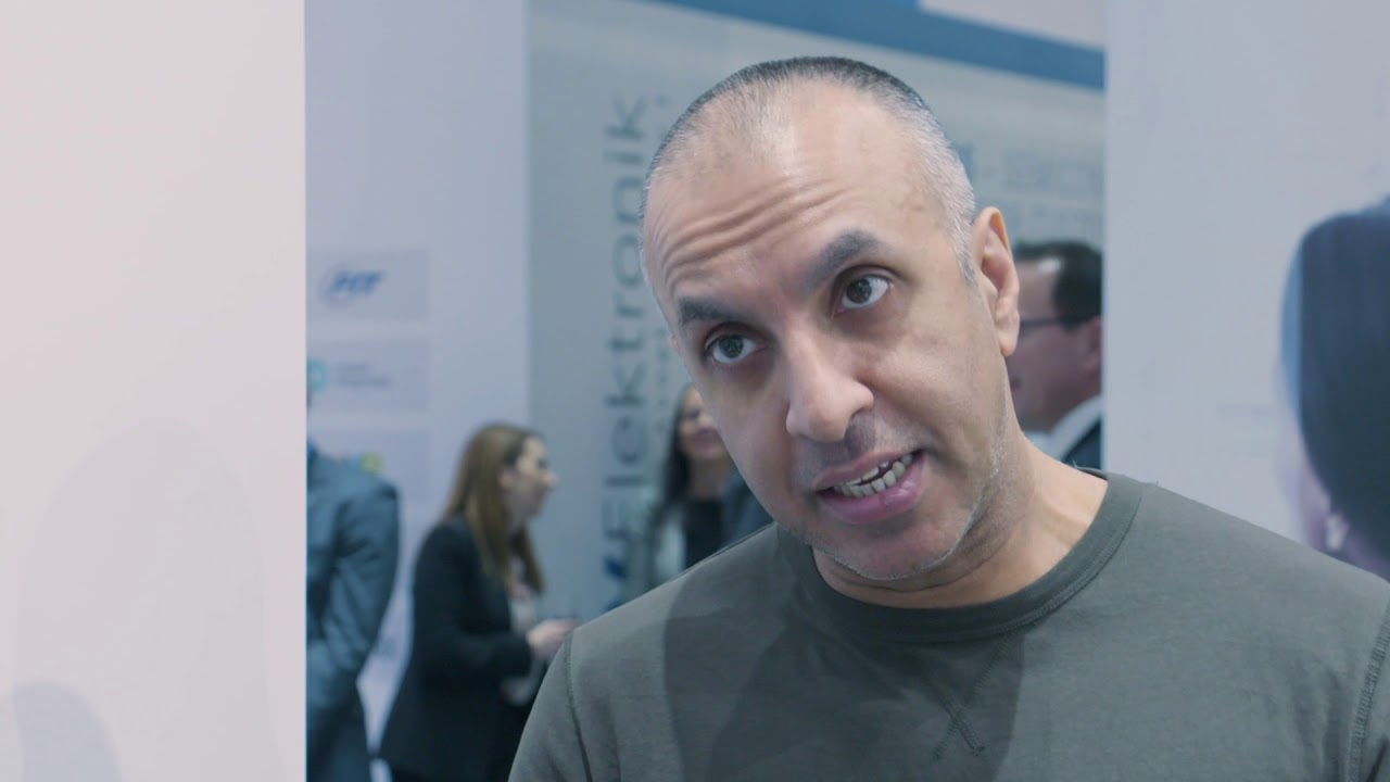 Hanhaa At Electronica 2018