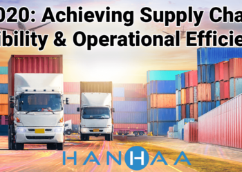 Supply chain visibility operational efficiency