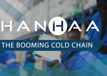 The booming cold chain