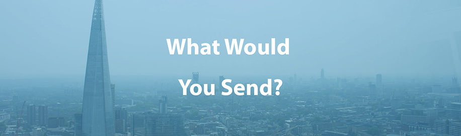 What would you send header
