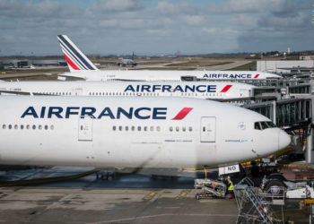 air france header