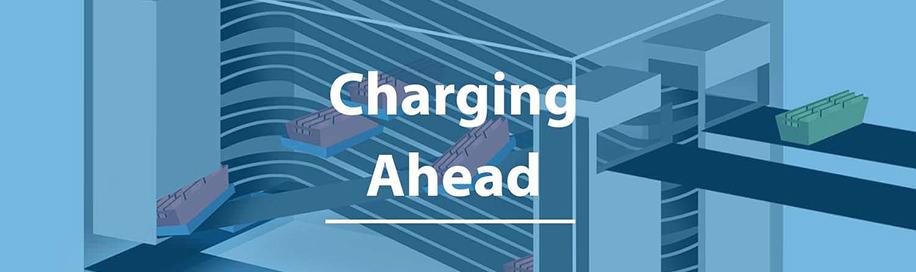 charging ahead header