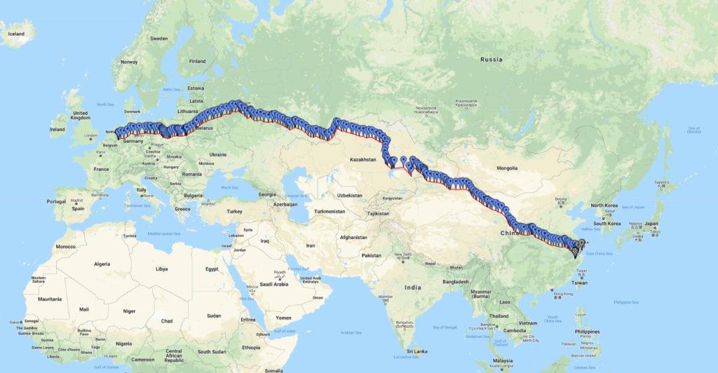 china track