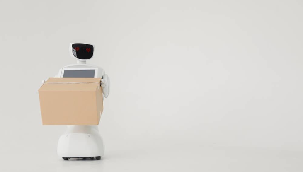 delivery robot header