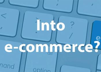 into ecommerce header