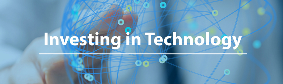 investing in technology header
