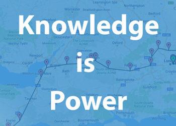 knowledge is power header