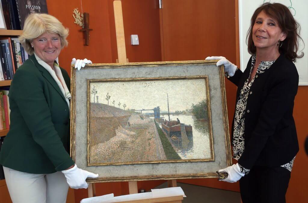 recovered stolen art