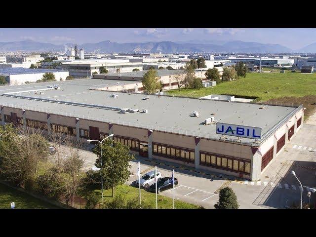 ParceLive 20,000 Unit Production Run At Jabil, Italy
