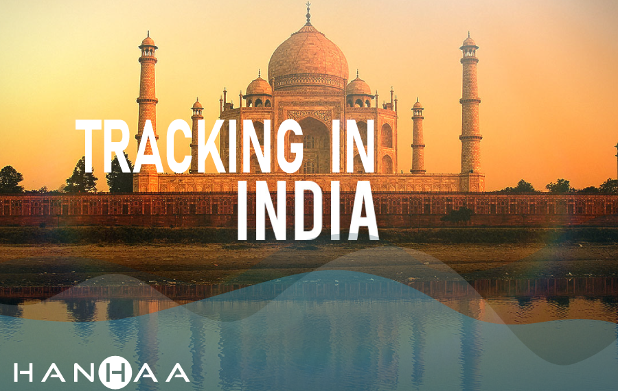 tracking in India