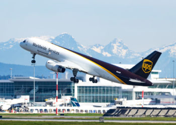 ups airline header