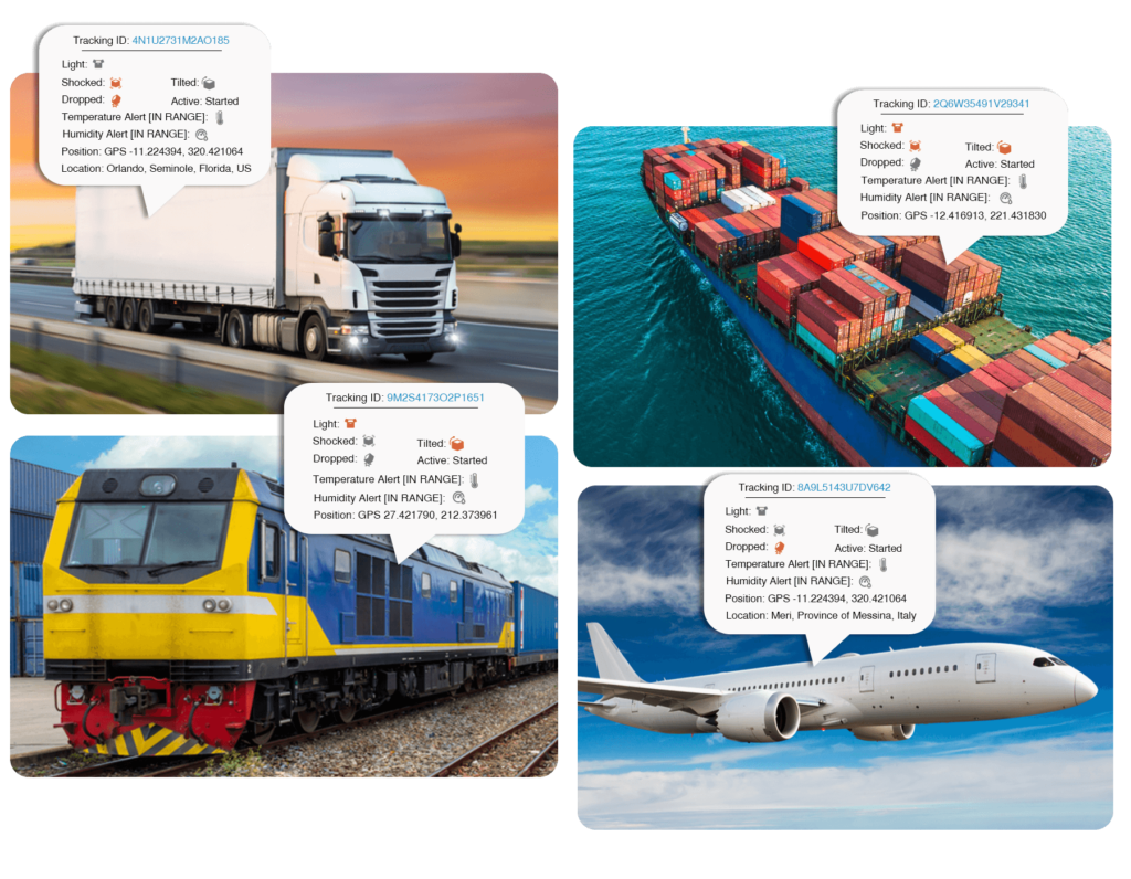 Freight forwarders parcelive shipping trackers